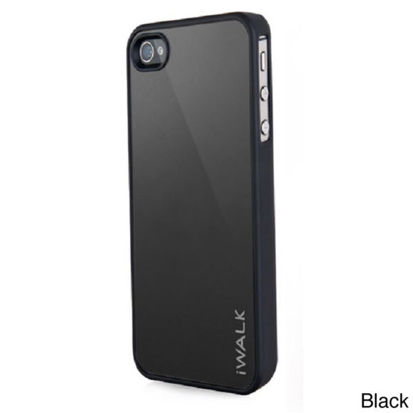 iWalk Slim-fit Shiny Case for Apple iPhone 4 / 4s