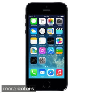 Apple iPhone 5s 64GB ME312LL/A AT&T Unlocked GSM 4G LTE Phone