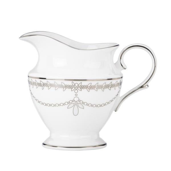 Lenox Empire Pearl Espresso Cup Saucer 13713790