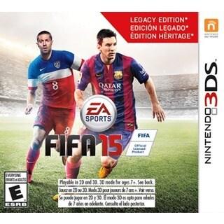 Nintendo 3DS - FIFA 15: Legacy Edition