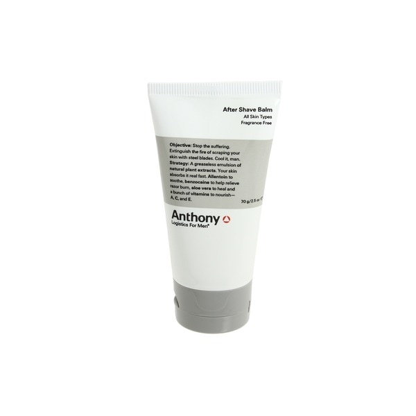 Anthony Logistics for Men 2.5-ounce After Shave Balm