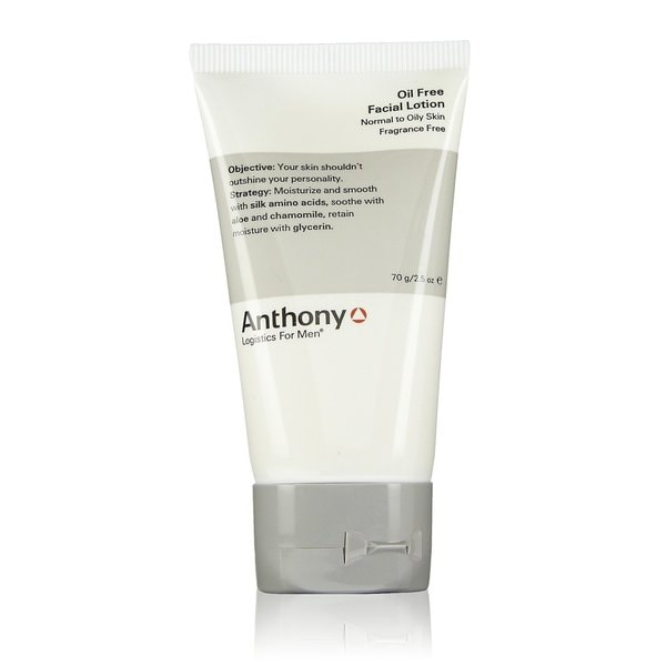 Anthony Logistics for Men Oil-free 2.5-ounce Facial Lotion