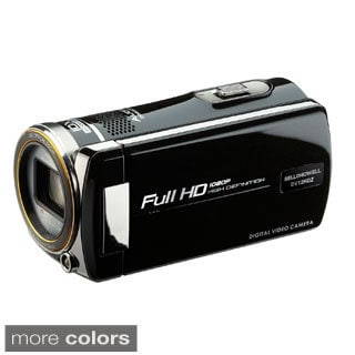 Bell and Howell 16 MP Full 1080p HD Video Camera Camcorder with 10x Optical Zoom and Touchscreen