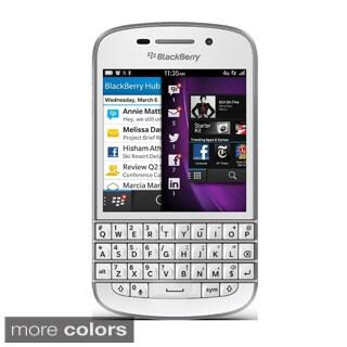 Blackberry Q10 White 16GB 4G LTE Unlocked GSM OS 10 Cell Phone