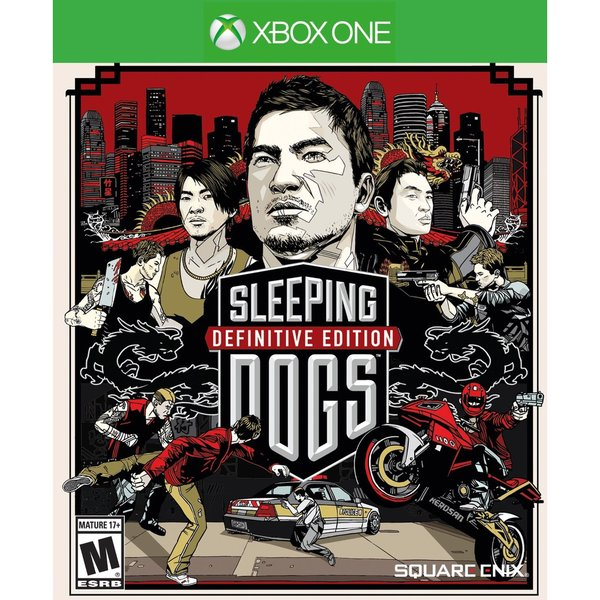 Xbox One - Sleeping Dogs Definitive Edition 13718323