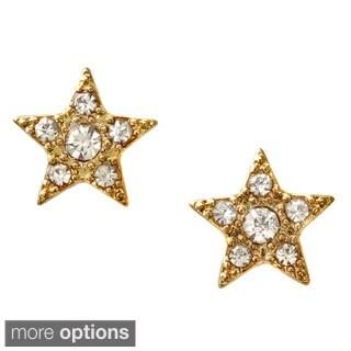 Lolita Jewelry Jeweled Mini Star Stud Earrings