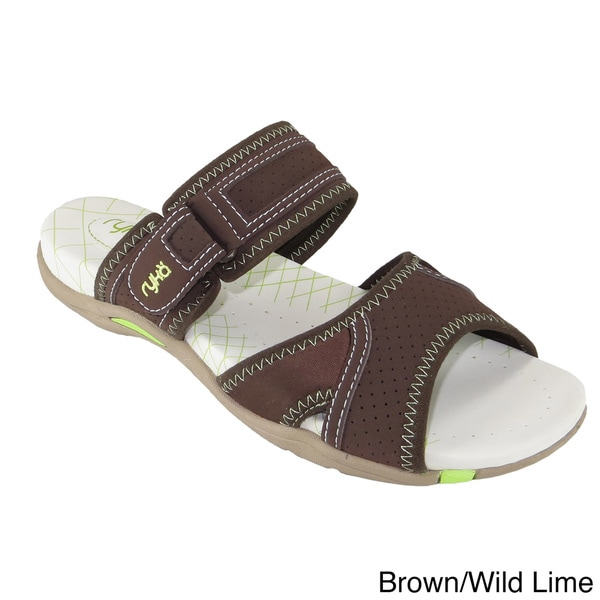 Ryka Women's Essence Slide Sandals