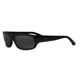 Maui Jim 'Stingray' Polarized Rectangle Sunglasses