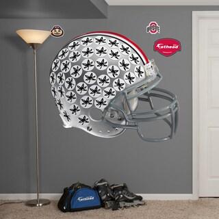 Fathead Ohio State Helmet Wall Decals