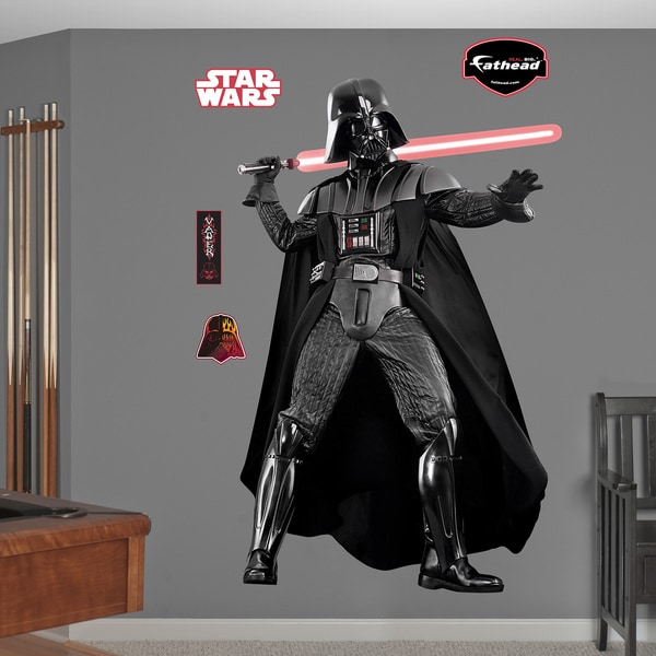 Fathead Darth Vader Wall Decals