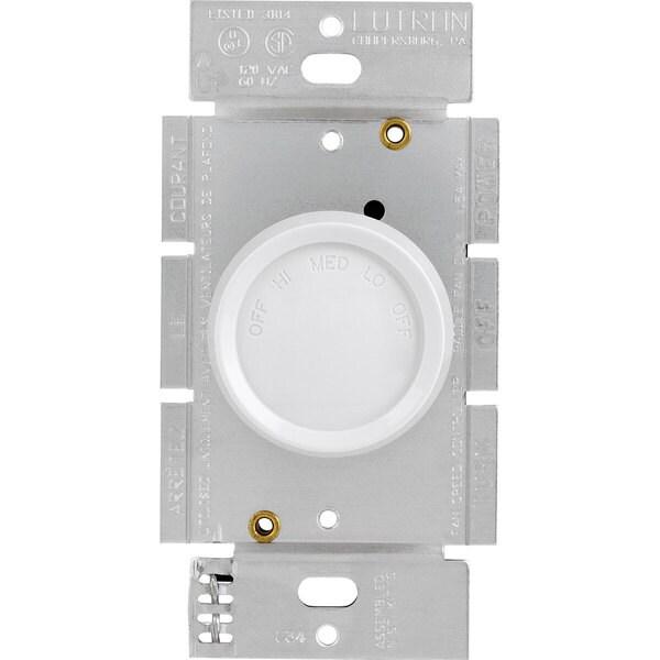 Progress Lighting 3-speed Fan Wall Control