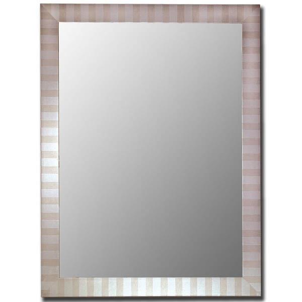 Parma Silver Framed Wall Mirror 13720157