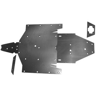 SSS Off Road Vehicle Underbody RZR x P 900 UHMW Skid Plate