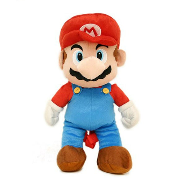 Nintendo Super Mario Brothers Mario Plush Backpack
