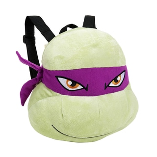 Teenage Mutant Ninja Turtle Donatello Plush Backpack