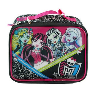 Monster High Soft Sided Lunch Box