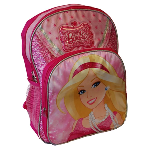 Barbie 16-Inch Backpack