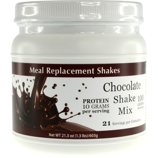 Chocolate Meal Replacement Shakes