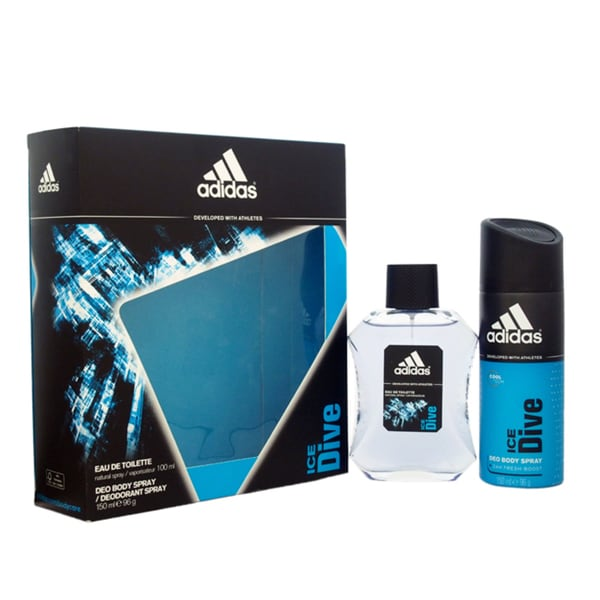 Adidas Ice Dive Men's 2-piece Fragrance Set