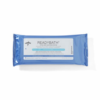 ReadyBath Standard Weight 8-count Fragrance-Free Cleansing Washcloths (Pack of 30)