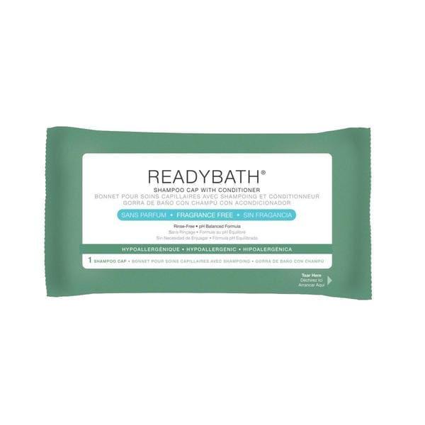 ReadyBath Fragrance-Free Shampoo Cap (Pack of 30)