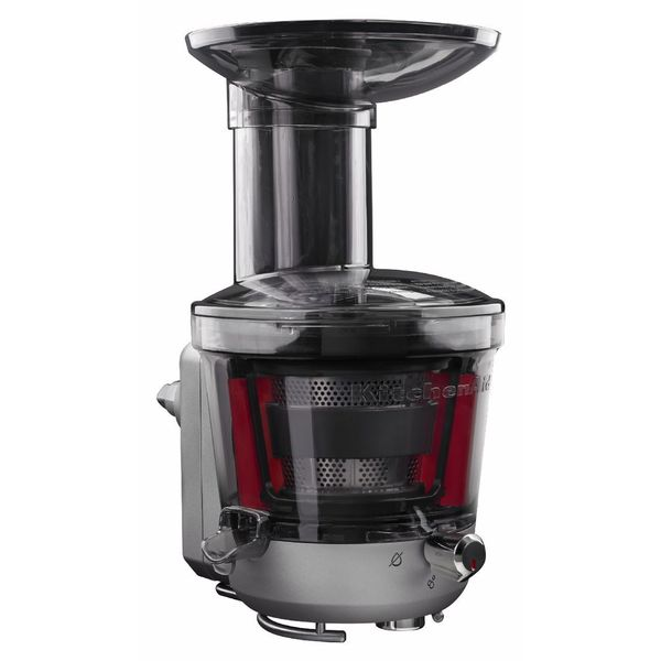 KitchenAid KSM1JA Matte Grey Juicer and Sauce Attachment 13721330