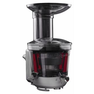 KitchenAid KSM1JA Matte Grey Juicer and Sauce Attachment