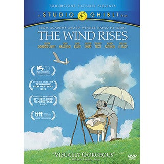 The Wind Rises (DVD) 13722313