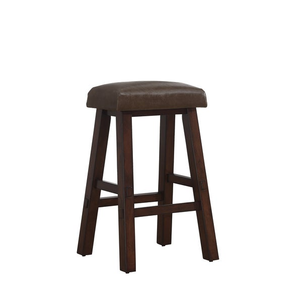 Turin Bar Stool in Brown