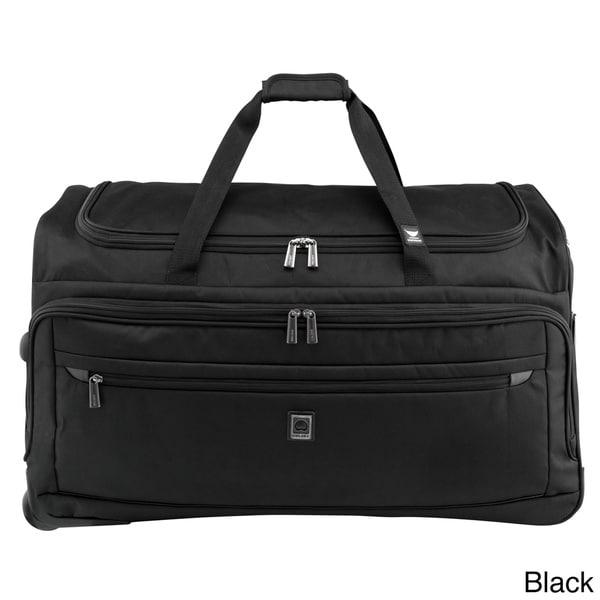 Delsey Helium X'pert Lite 2.0 28-inch Rolling Trolley Duffel Bag