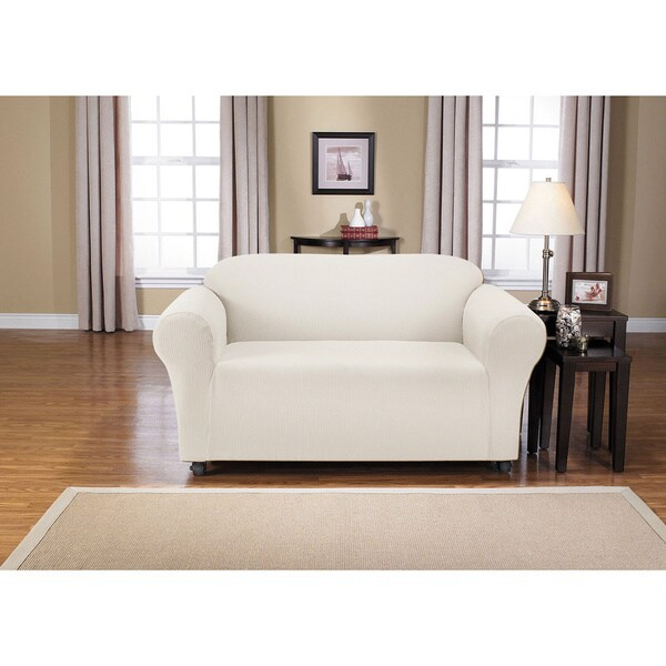 Montgomery One Piece Stretch Sofa Slipcover 16480005