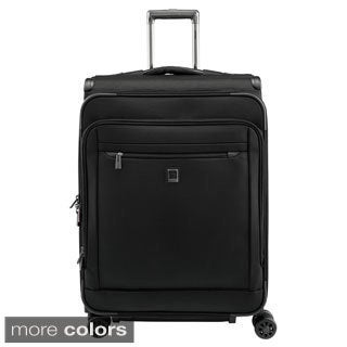 Delsey Helium X'Pert Lite 2.0 25-inch Expandable Spinner Upright Suitcase