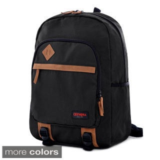 Olympia Aston 18-inch Laptop Backpack