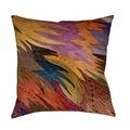 Thumbprintz Autumn Flight Throw/ Floor Pillow