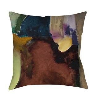 Thumbprintz Obsession III Floor Pillow