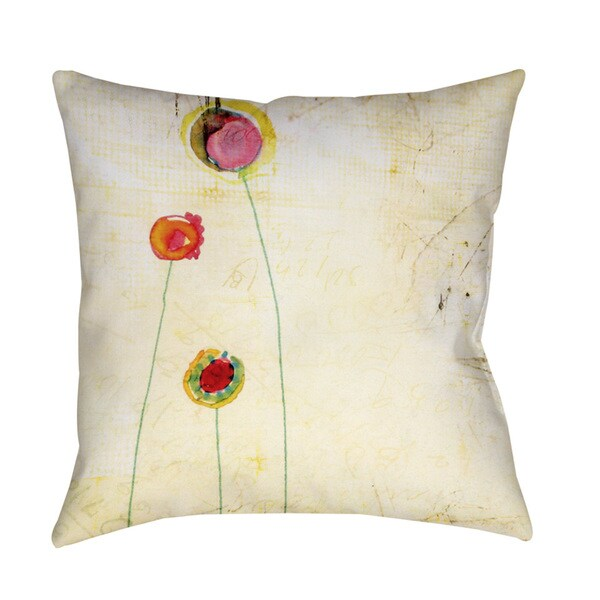 Thumbprintz Lollipop II Floor Pillow