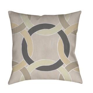 Thumbprintz Non Embellished Deco Stitch I Floor Pillow