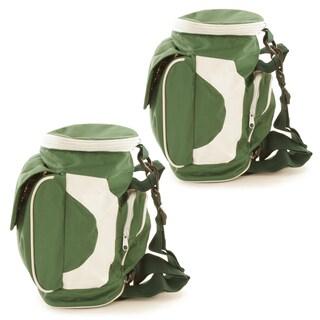 Fabric Golf Bag/ Cooler (Set of 2)