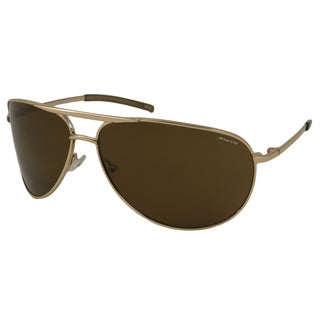 Smith Optics Men's/Unisex Serpico Slim Polarized/ Aviator Sunglasses