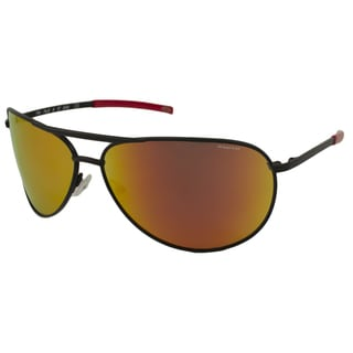 Smith Optics Men's/Unisex Serpico Polarized/ Aviator Sunglasses