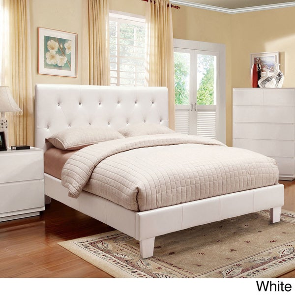 Bed overstock shopping great deals on furniture of america beds