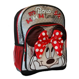 Minnie Mouse It's Bow Time 16-Inch Backpack