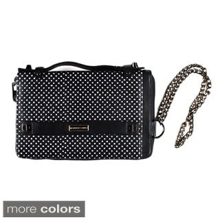 Members Only 'Essential' Leather Clutch