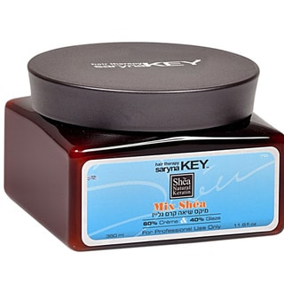 Saryna Key Curl Control Mix 11.8-ounce Shea 60-percent Cream 40-percent Glaze
