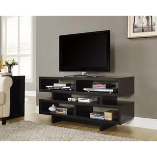 48-inch Cappuccino Hollow-core TV Console