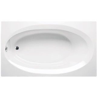Americh BE6042TA2-WH Bel Air Airbath II Oval Thermal Air Soaking Tub