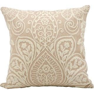 Nourison Kathy Ireland Blush Swirl 18-inch Accent Throw Pillow