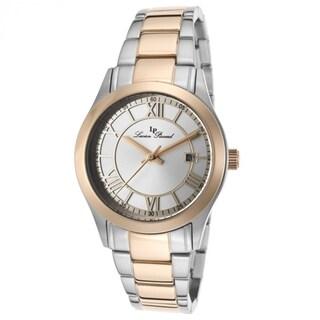 Lucien Piccard Women's LP-12763-SR-22S Vienna Silvertone Watch