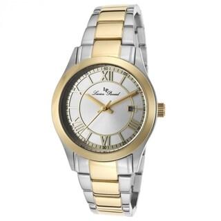 Lucien Piccard Women's LP-12763-SG-22S Vienna Silver Tone Watch