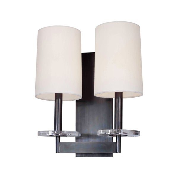 Hudson Valley Chelsea 2 Light Wall Sconce
